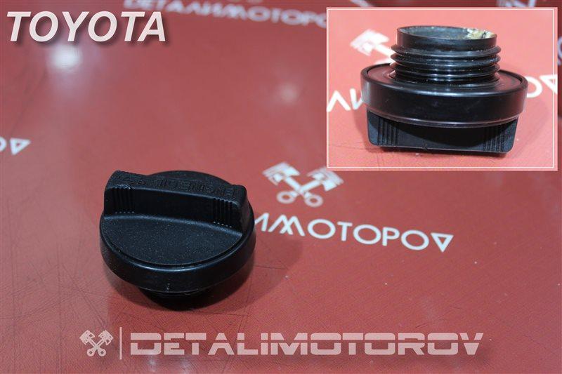 Крышка маслозаливной горловины Toyota Belta 2SZ-FE
