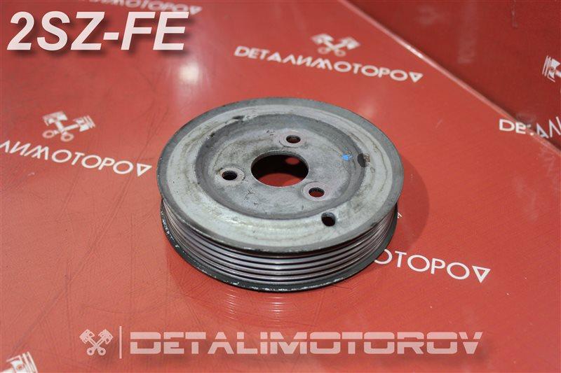 Шкив помпы Toyota Belta 2SZ-FE