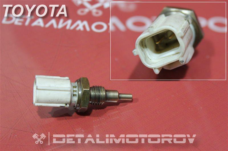 Датчик температуры охлаждающей жидкости Toyota Belta 2SZ-FE