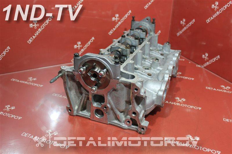 Головка блока цилиндров Toyota Auris NDE150 1ND-TV