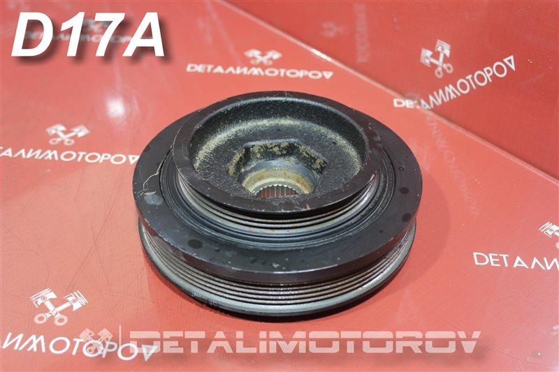 Шкив коленвала Honda Civic Ferio ABA-EU4 D17A