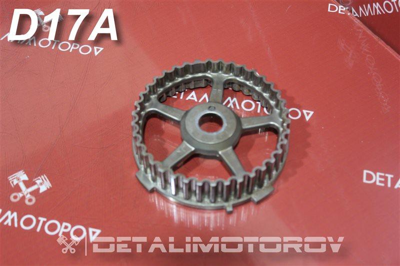 Шестерня коленвала Honda Civic Ferio ABA-EU4 D17A