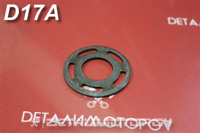 Шайба коленвала Honda Civic Ferio ABA-EU4 D17A