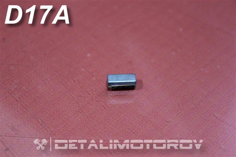 Шпонка коленвала Honda Civic Ferio ABA-EU4 D17A
