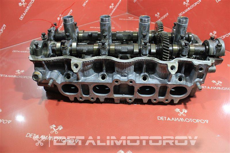 Головка блока цилиндров Toyota Caldina 4S-FE
