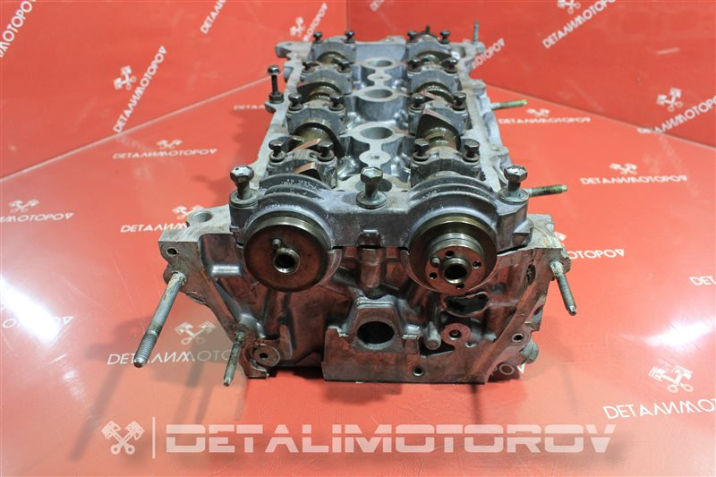 Головка блока цилиндров Toyota Allex 1ZZ-FE