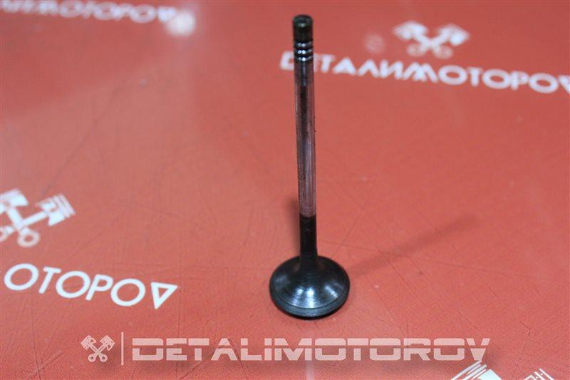 Клапан выпускной Opel Astra G/h Z14XEP