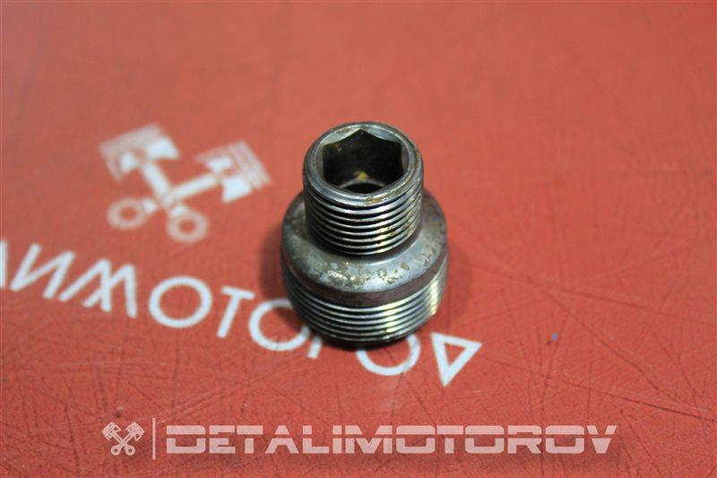 Крепление масляного фильтра Toyota Allex 1ZZ-FE