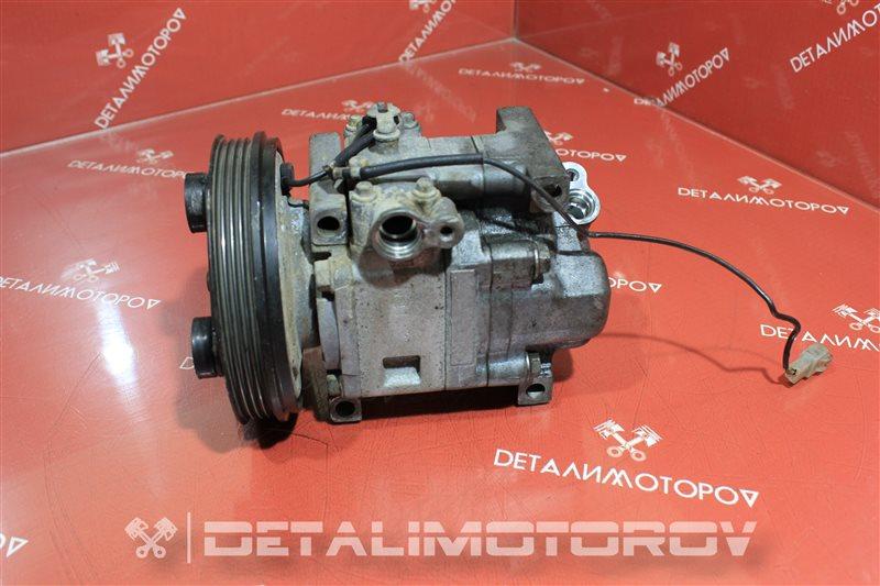 Компрессор кондиционера Mazda 323 ZL-DE