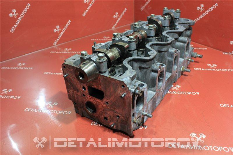 Головка блока цилиндров Toyota Caldina 3C-E