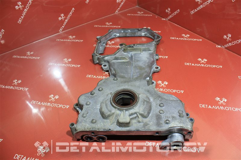 Лобовина двигателя Nissan Avenir QR20DE