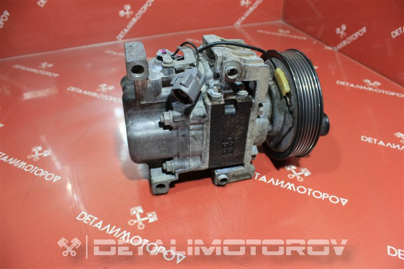 Компрессор кондиционера Mazda Atenza L3C1