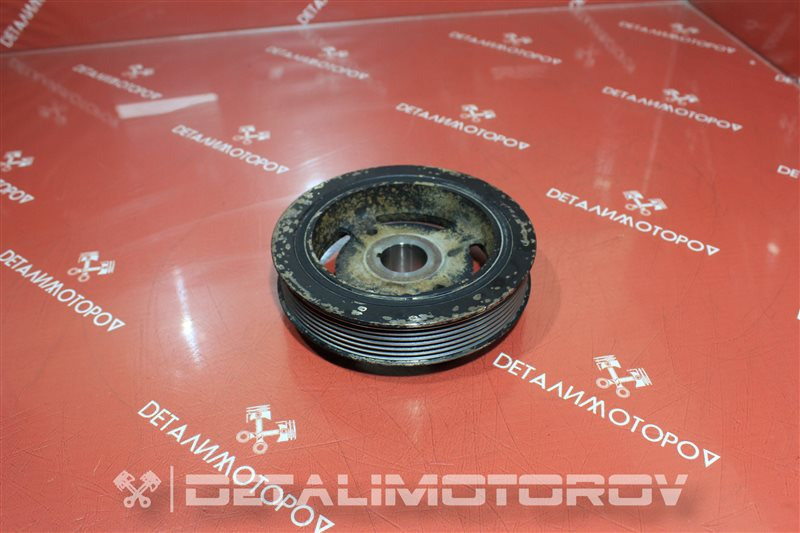 Шкив коленвала Toyota Alphard 2AZ-FE