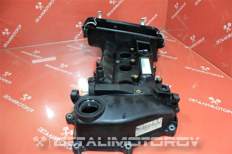 Крышка головки блока цилиндров Toyota Belta 1KR-FE