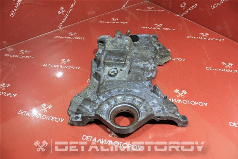 Лобовина двигателя Honda Fit L13A
