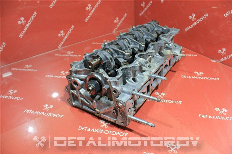 Головка блока цилиндров Honda Fit L13A