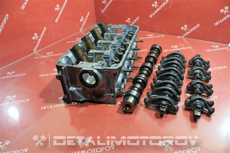 Головка блока цилиндров Mitsubishi Bravo 4A30