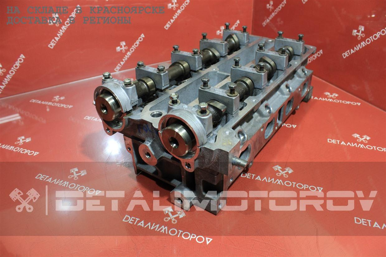 Головка блока цилиндров Ford Fiesta FXJA