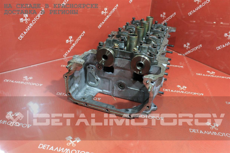 Головка блока цилиндров Nissan QG18DE