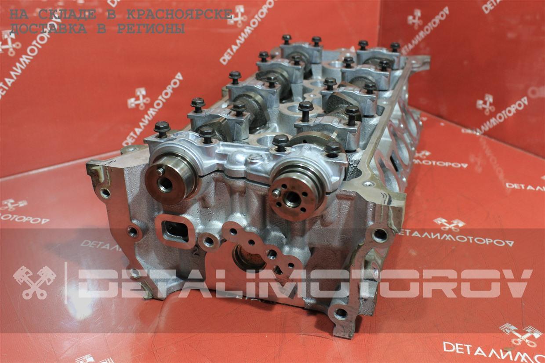 Головка блока цилиндров Mazda ZJ-VE