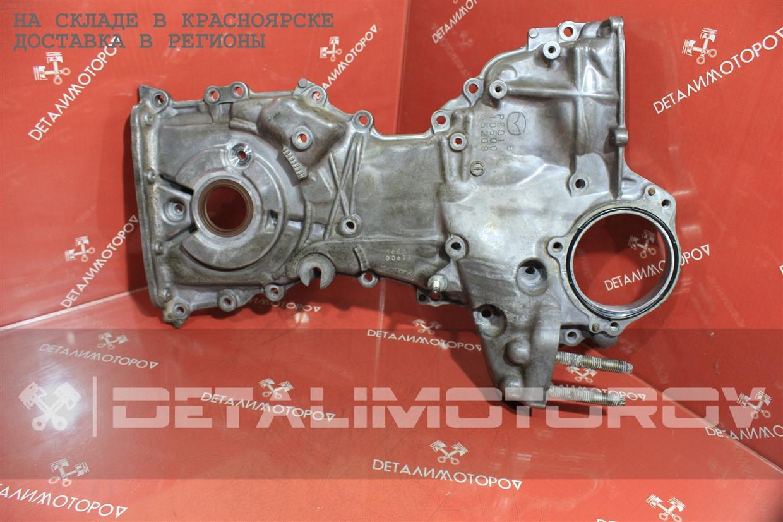 Лобовина двигателя Mazda PE-VPS