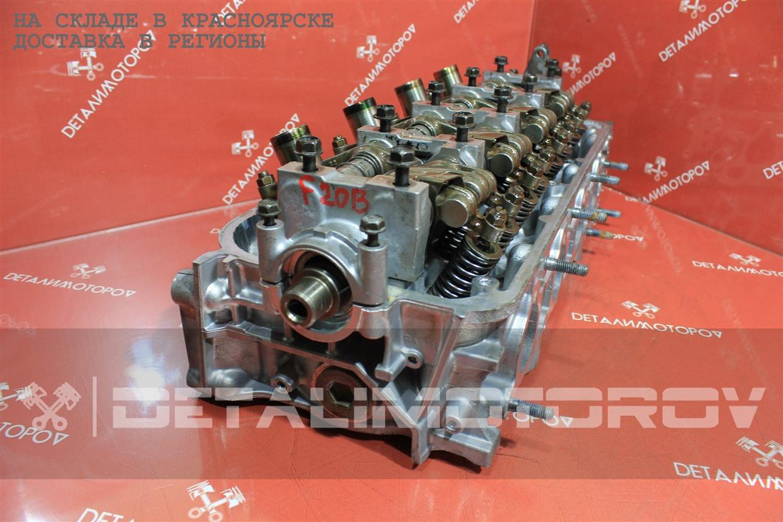 Головка блока цилиндров Honda F20B