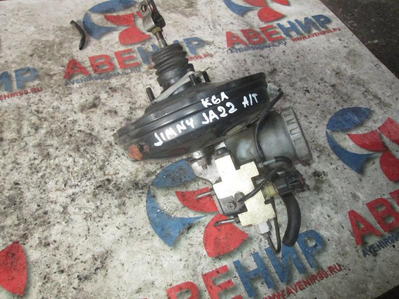 Главный тормозной цилиндр Suzuki Jimny JA22W K6A