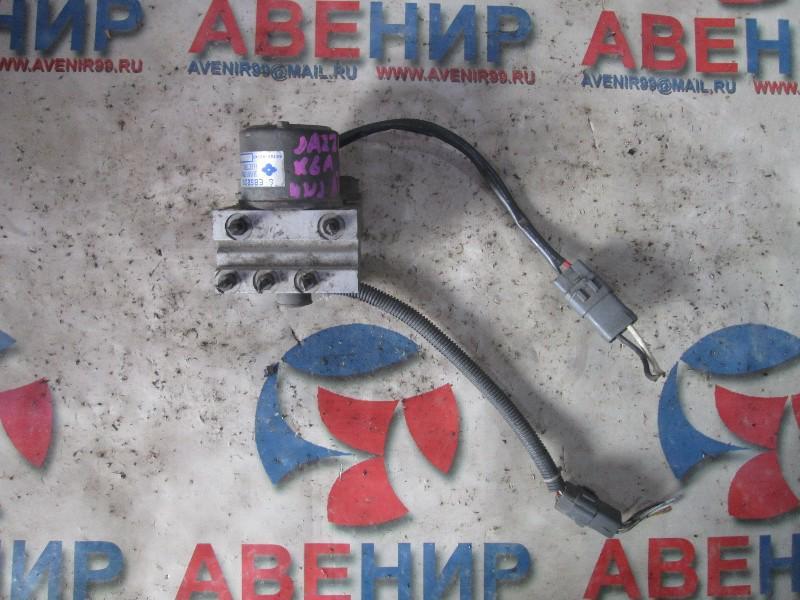 Блок abs Suzuki Jimny JA22W K6A