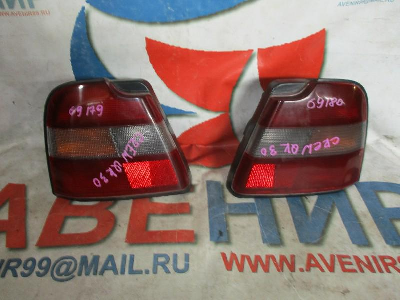 Стоп-сигнал Nissan Crew QK30 задний левый
