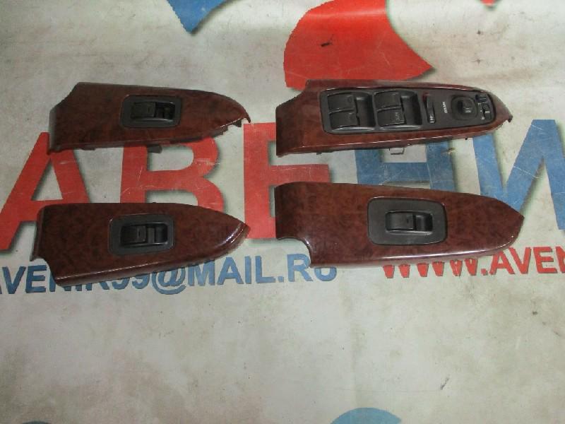 Блок управления стеклами Honda Mdx YD1 передний левый
