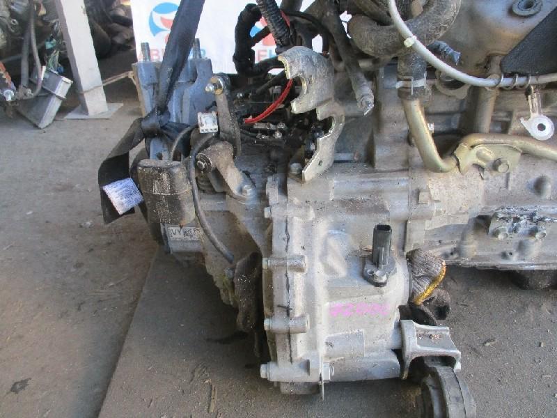 Мкпп Mazda Demio DE3FS ZJ