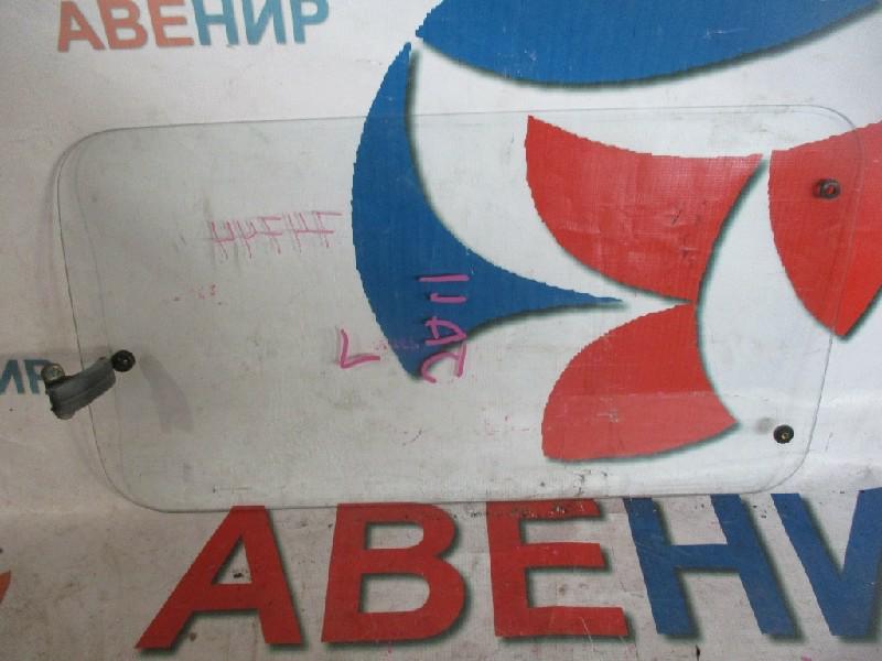 Стекло собачника Suzuki Jimny JA11 заднее левое