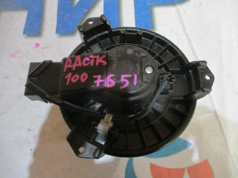 Мотор печки Toyota Ractis NCP105