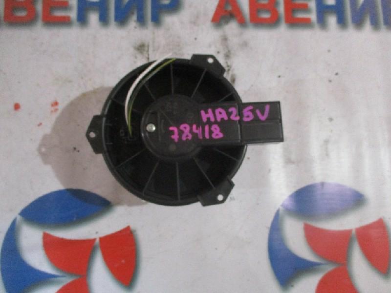 Мотор печки Suzuki Alto HA25