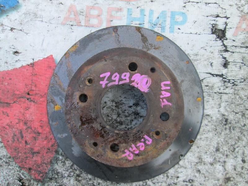 Тормозной диск Honda Inspire UA1 задний