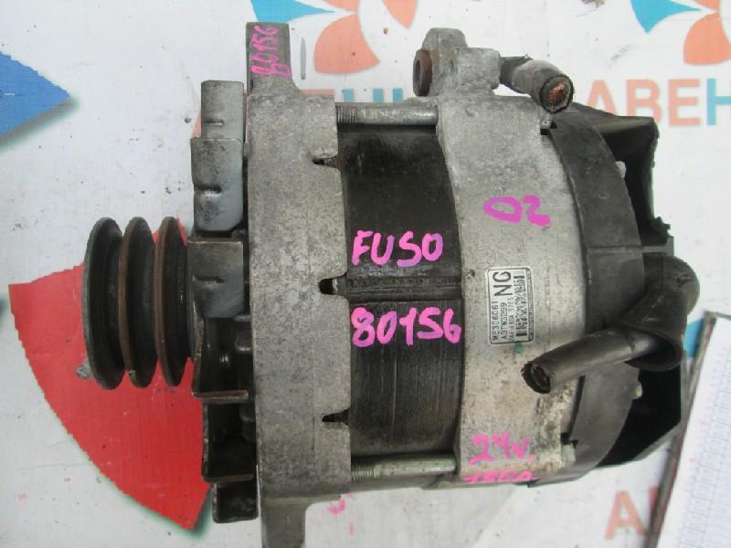 Генератор Mitsubishi Fuso FE 6M60T