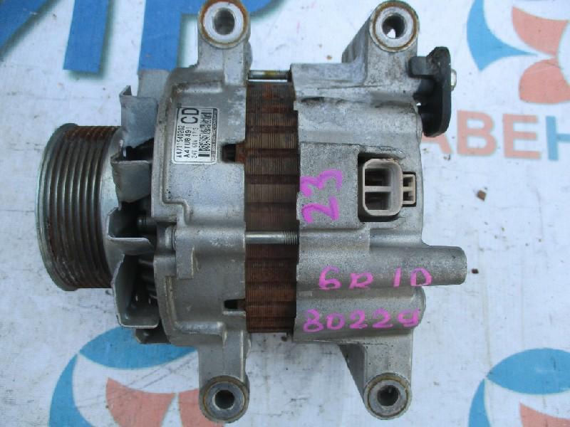 Генератор Mitsubishi Fuso FU54 6R10