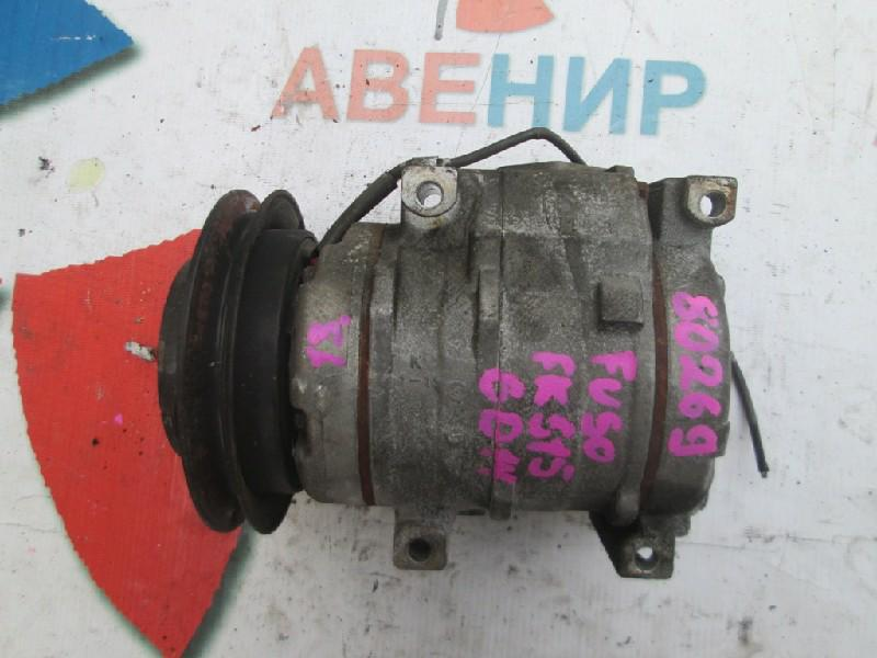 Компрессор кондиционера Mitsubishi Fuso FK515 6D14