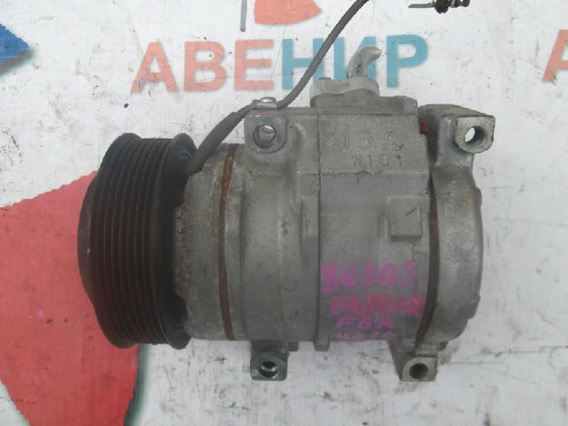 Компрессор кондиционера Mitsubishi Canter FBA 4P10