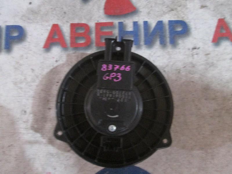 Мотор печки Subaru Impreza GP2 2012