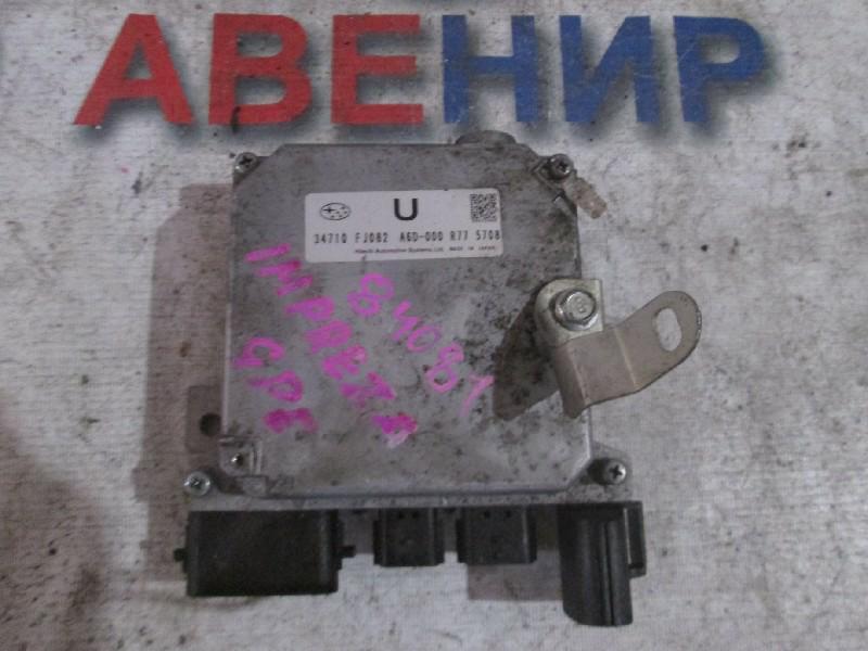 Блок управления рулевой рейкой Subaru Impreza Xv GPE