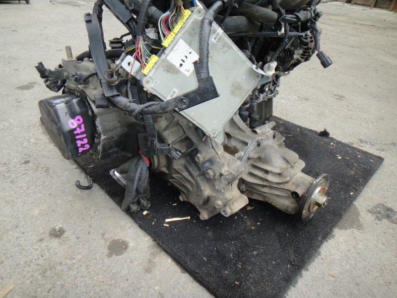 Мкпп Mazda Familia BHA6R B6