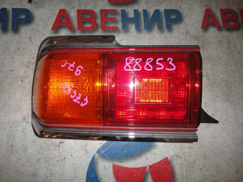 Стоп-сигнал Toyota Century GZG50 задний левый