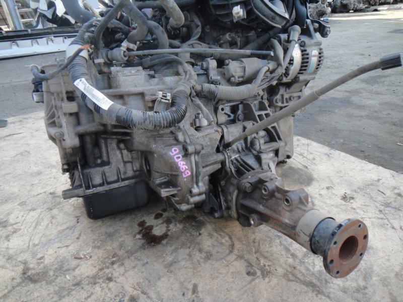 Акпп Nissan Moco MG22S K6A