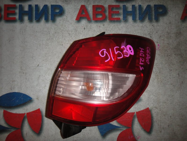 Стоп-сигнал Suzuki Cervo HG21S задний правый