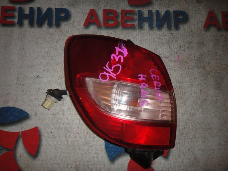 Стоп-сигнал Suzuki Cervo HG21S задний левый