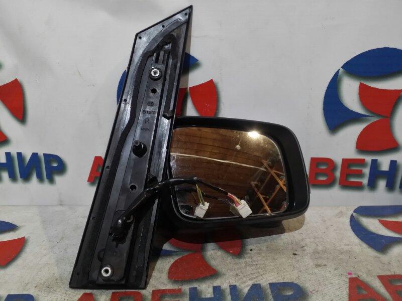 Зеркало Nissan Serena C25 переднее правое