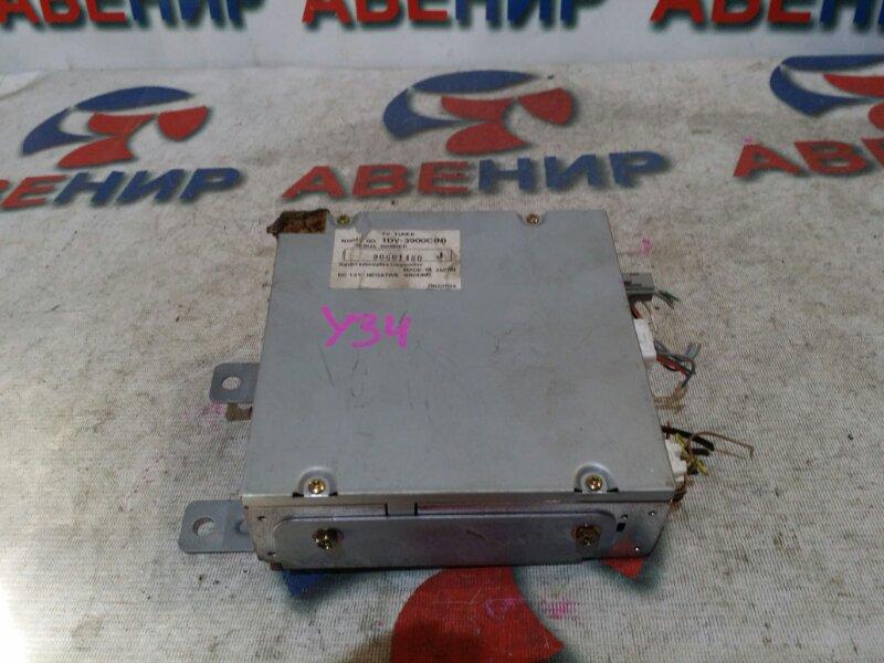 Усилитель магнитофона Nissan Cedric Y34