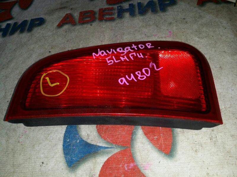 Стоп-вставка Lincoln Navigator 5LMFU задняя левая