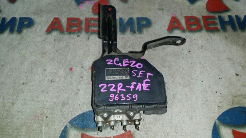 Блок abs Toyota Wish ZGE20 2ZR